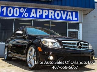 2009 Mercedes Benz C Cl 300 Luxury Sedan Rwd For In Orlando