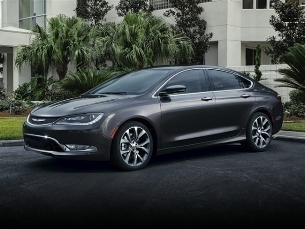 2015 Chrysler 200 in Salt Lake City, UT