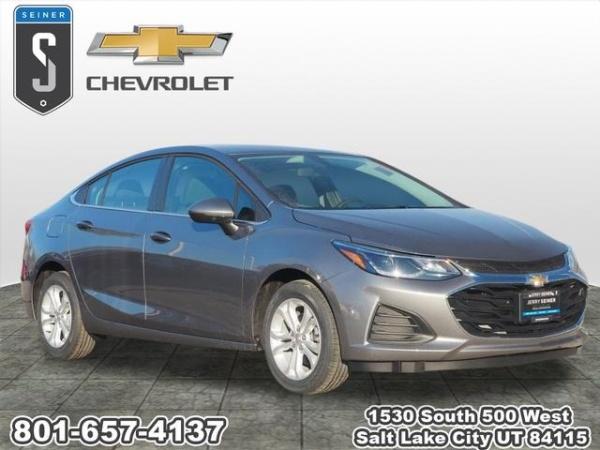 2019 Chevrolet Cruze Lt With 1sd Sedan For Sale In Salt Lake