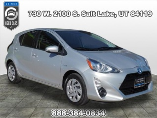 Used 2015 Toyota Prius C Four For Sale In Salt Lake City, UT