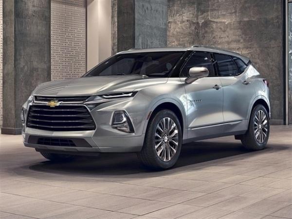 2020 Chevrolet Blazer in Salt Lake City, UT