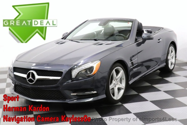 2015 Mercedes-Benz SL in Perkasie, PA