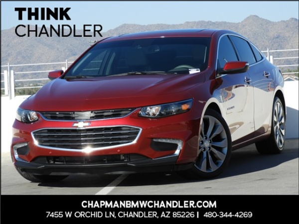 2018 Chevrolet Malibu in Chandler, AZ