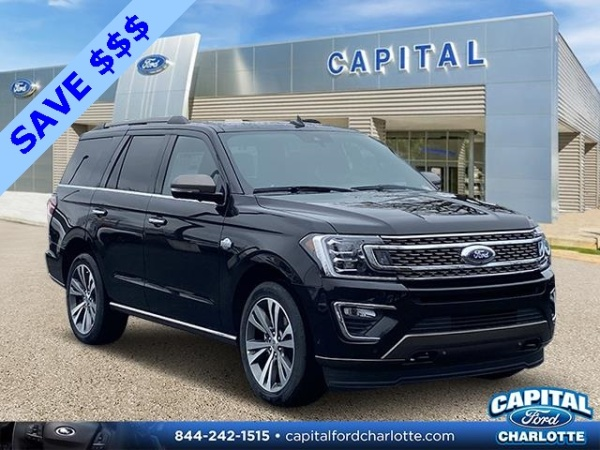 2020 Ford Expedition in Charlotte, NC
