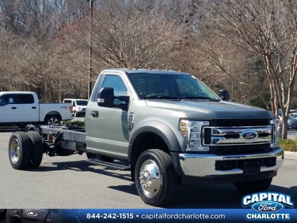 2019 Ford Super Duty F-450 Chassis Cab