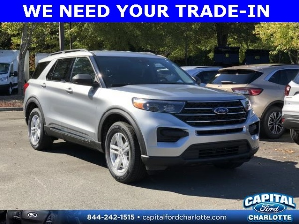 2020 Ford Explorer in Charlotte, NC