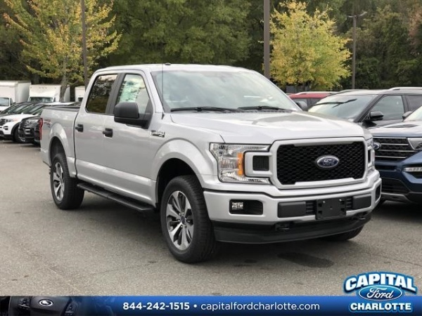 2019 Ford F-150 in Charlotte, NC