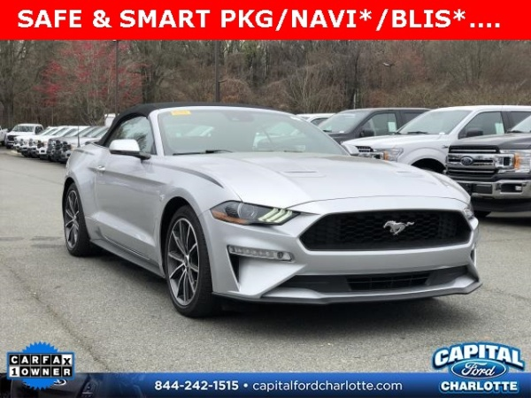 2019 Ford Mustang in Charlotte, NC
