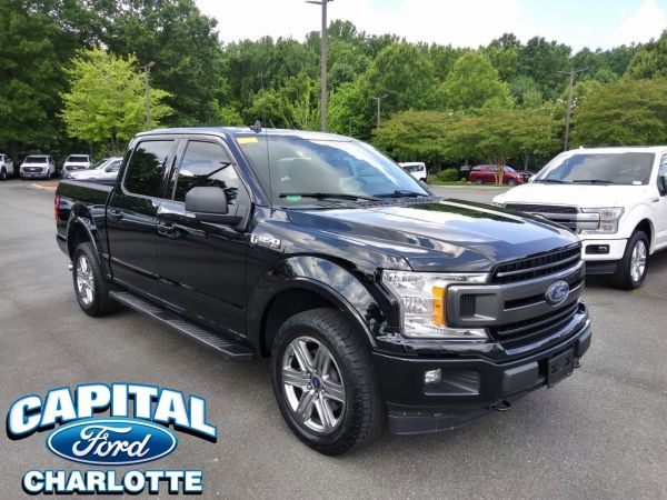 2018 Ford F-150 in Charlotte, NC
