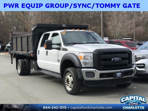 2016 Ford Super Duty F-450 Chassis Cab in Charlotte, NC