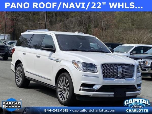 2019 Lincoln Navigator in Charlotte, NC