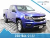 2017 Chevrolet Colorado Work Truck Extended Cab Standard Box 2WD Manual for Sale in Twin Falls, ID