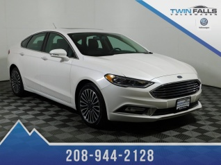 8fe306cd8e Used Ford Fusion for Sale in Shoshone