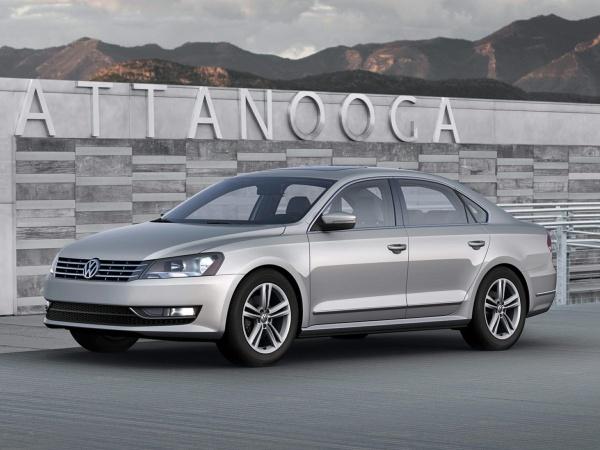 2014 Volkswagen Passat in Twin Falls, ID