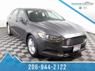 f008a86547 2016 Ford Fusion SE FWD for Sale in Twin Falls