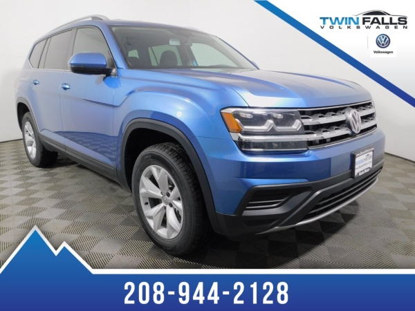 2019 Volkswagen Atlas in Twin Falls, ID