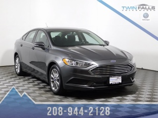 521abe16de Used 2017 Ford Fusion SE FWD for Sale in Twin Falls