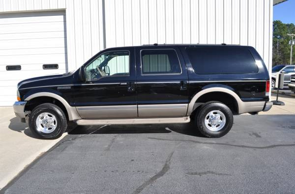 2002 Ford Excursion in Fuquay Varina, NC