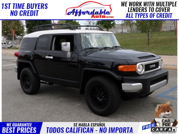 2007 Toyota FJ Cruiser in Wilmington, CA