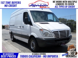 Used Mercedes Benz Sprinter Cargo Van For Sale Search 269 Used