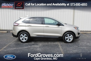 Used  Ford Edge Se Awd For Sale In Cape Girardeau Mo