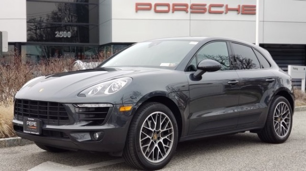 2018 Porsche Macan in Larchmont, NY