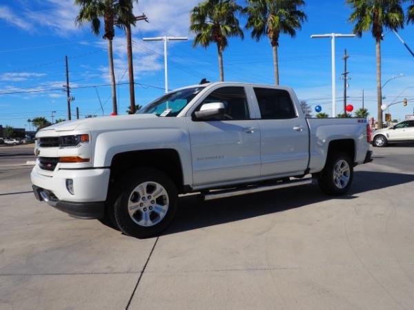 2018 Chevrolet Silverado 1500 in Tucson, AZ