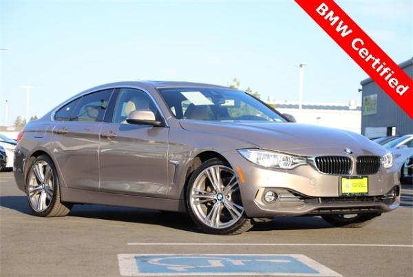 2017 BMW 4 Series in Santa Rosa, CA