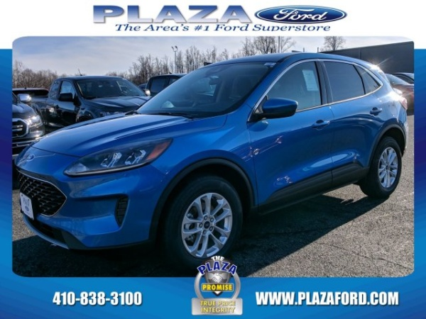 2020 Ford Escape in Bel Air, MD