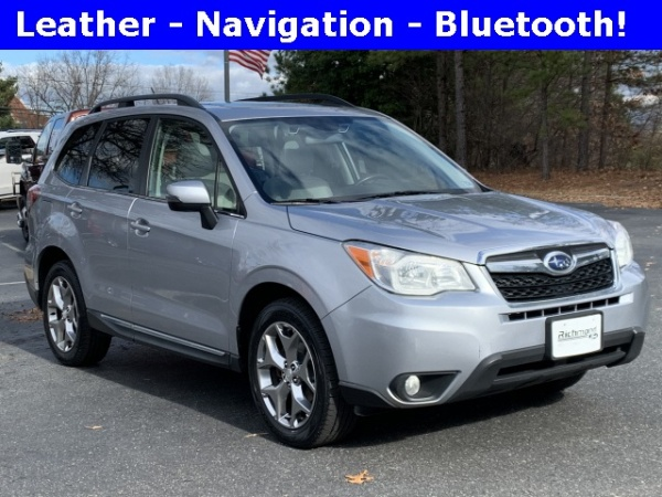 2015 Subaru Forester in Glen Allen, VA