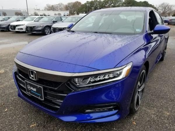 2020 Honda Accord in Virginia Beach, VA