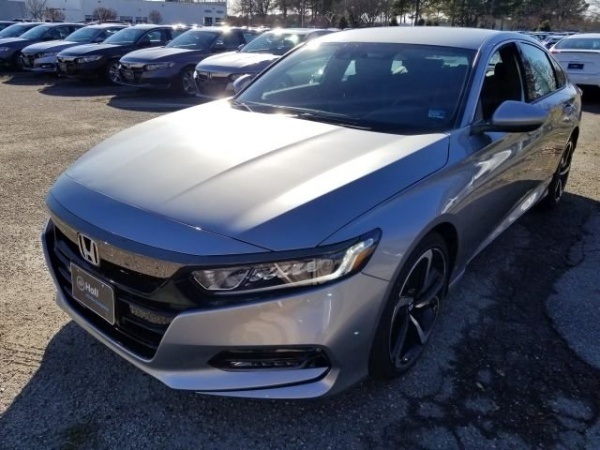 2020 Honda Accord in Virginia Beach, VA