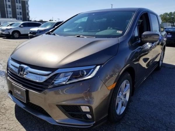 2020 Honda Odyssey in Virginia Beach, VA