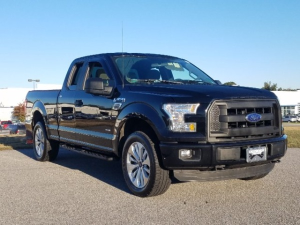 2016 Ford F-150 in Prince George, VA
