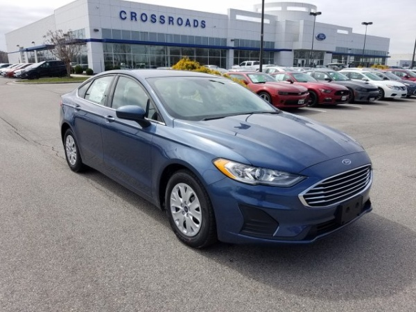 2019 Ford Fusion in Prince George, VA