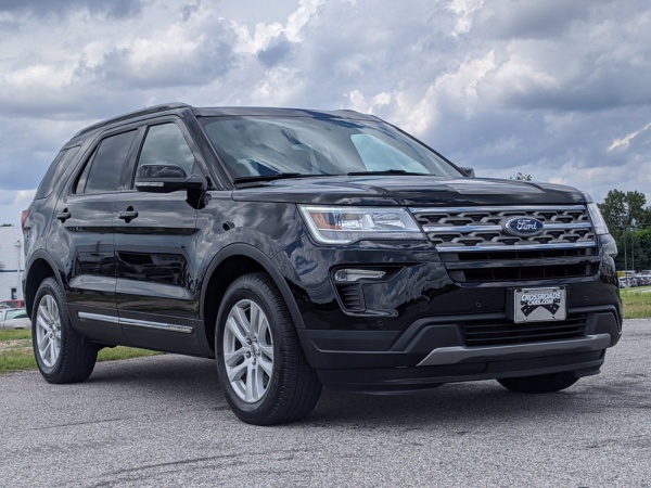 2018 Ford Explorer in Prince George, VA
