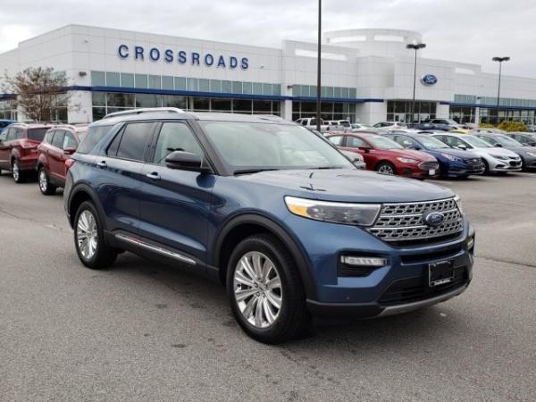 2020 Ford Explorer in Prince George, VA