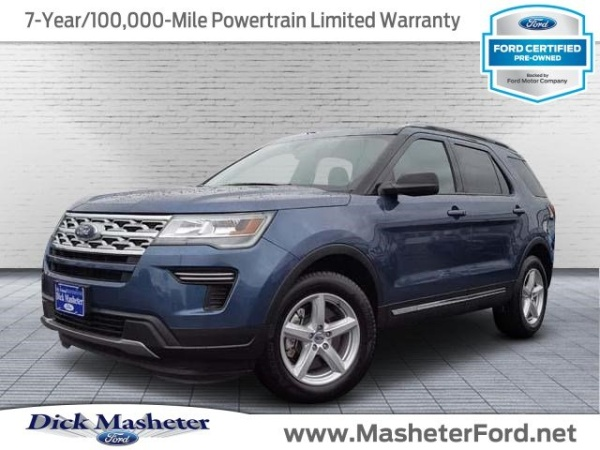 2019 Ford Explorer in Columbus, OH