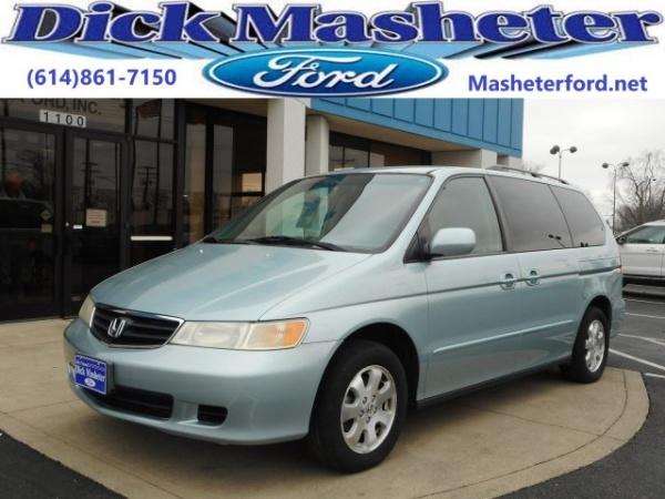 2004 Honda Odyssey Unknown