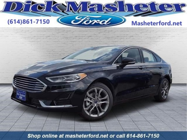 2019 Ford Fusion in Columbus, OH