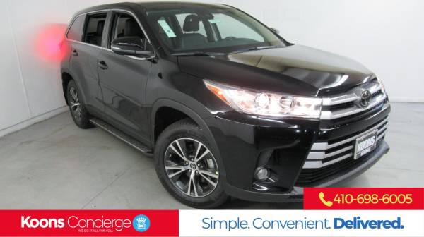 2019 Toyota Highlander in Westminster, MD