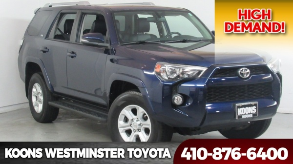 2016 Toyota 4Runner in Westminster, MD