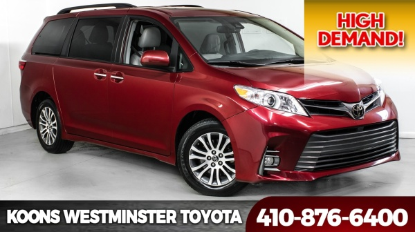 2018 Toyota Sienna in Westminster, MD