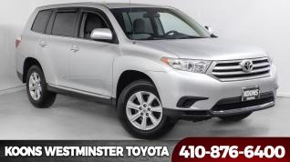 2012 Toyota Highlander For Sale >> Used Toyota Highlander For Sale In Middle River Md 389 Used