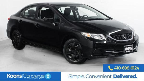 2014 Honda Civic in Westminster, MD