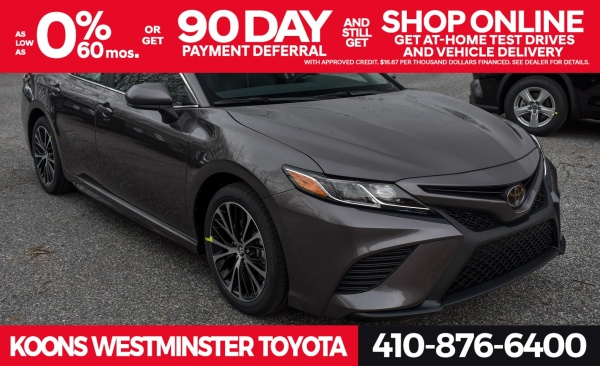 2020 Toyota Camry in Westminster, MD