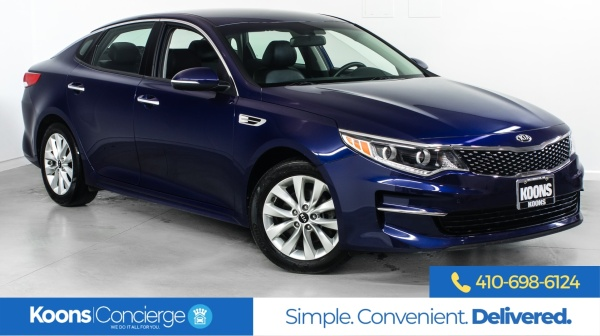 2017 Kia Optima in Westminster, MD