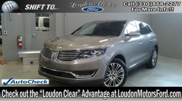 2017 Lincoln MKX in Minerva, OH