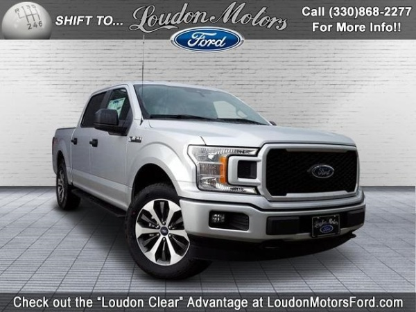 2019 Ford F-150 in Minerva, OH