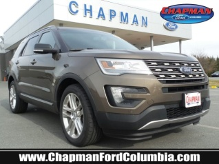 Chapman Ford Columbia >> Used Ford Explorer For Sale In Gwynn Oak Md 665 Used